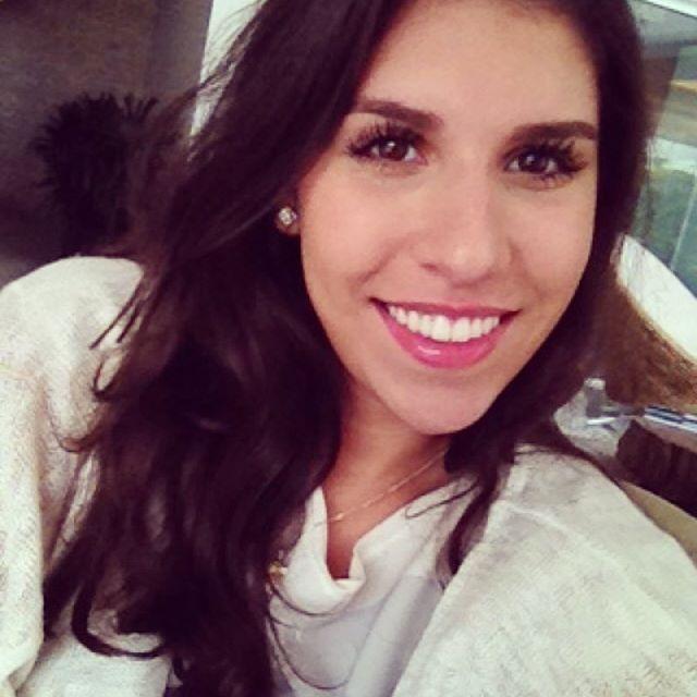 Natália Moschetta praktikant hos Storytelling Media